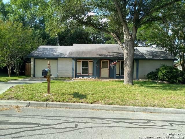 7725 Strolling Ln, Live Oak, TX 78233 (MLS #1459407) :: Santos and Sandberg