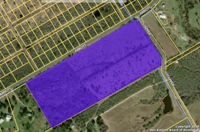 5222, 7.949 AC Abbott Rd, St Hedwig, TX 78152 (MLS #1459483) :: The Mullen Group | RE/MAX Access