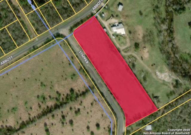 LOT 3, 0.50 AC Stapper Rd, St Hedwig, TX 78152 (MLS #1459556) :: Legend Realty Group