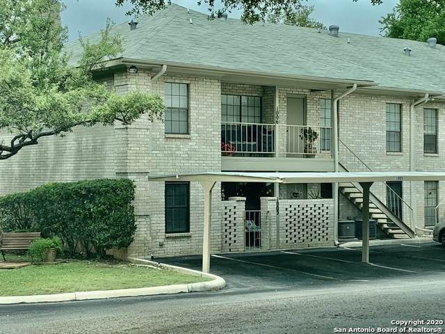 8415 Fredericksburg Rd #1005, San Antonio, TX 78229 (MLS #1459569) :: Legend Realty Group
