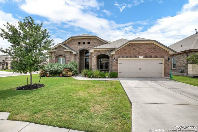 8218 High Noon Way, San Antonio, TX 78254 (MLS #1459604) :: The Heyl Group at Keller Williams