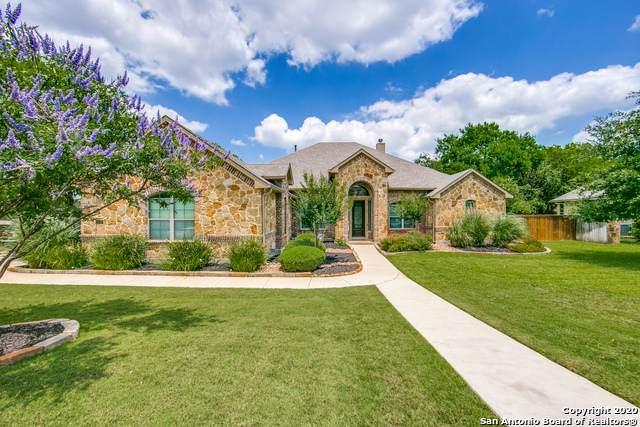 1119 Saddle Horse, San Antonio, TX 78260 (MLS #1459608) :: Alexis Weigand Real Estate Group