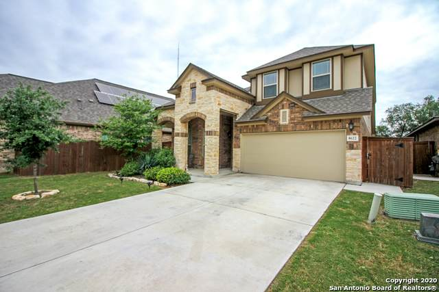 8622 Lajitas Bnd, San Antonio, TX 78254 (MLS #1459638) :: Carter Fine Homes - Keller Williams Heritage