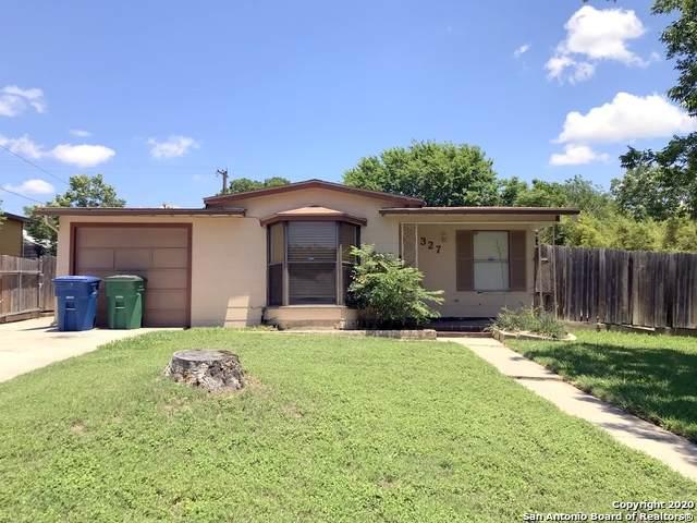 327 Metz Ave, San Antonio, TX 78223 (MLS #1459716) :: The Heyl Group at Keller Williams