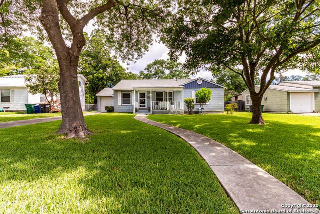 323 Brees Blvd, San Antonio, TX 78209 (MLS #1459719) :: Reyes Signature Properties