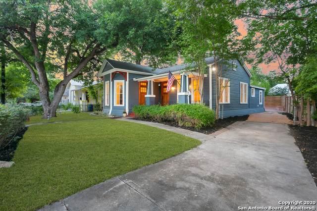 218 Mission St, San Antonio, TX 78210 (MLS #1459725) :: Exquisite Properties, LLC