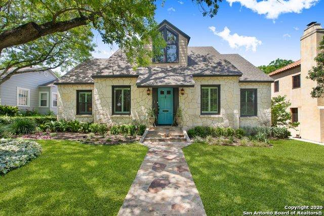 317 Wildrose Ave, San Antonio, TX 78209 (MLS #1459800) :: HergGroup San Antonio Team