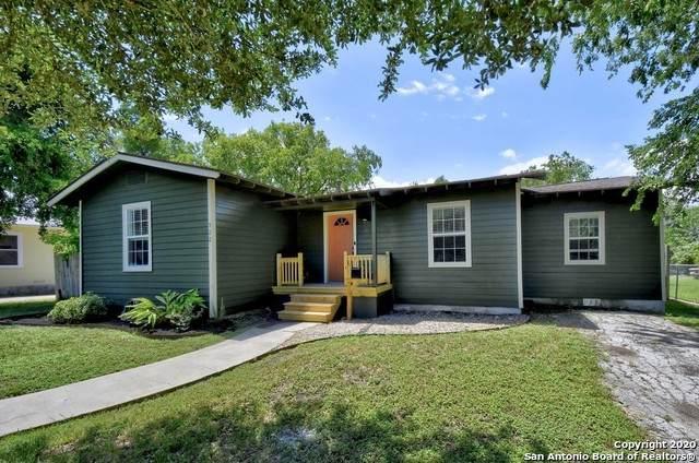 122 Windsor Dr, San Antonio, TX 78228 (MLS #1459805) :: Exquisite Properties, LLC