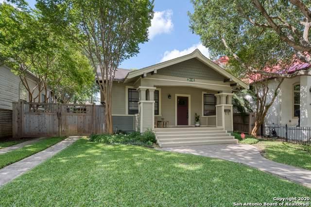 412 Queen Anne Ct, San Antonio, TX 78209 (MLS #1459826) :: Exquisite Properties, LLC