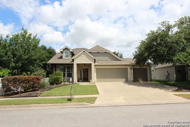 112 Brook Stone, Cibolo, TX 78108 (MLS #1459831) :: Legend Realty Group