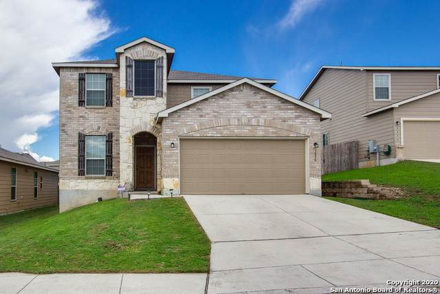 3850 Ironwood Ash, San Antonio, TX 78261 (MLS #1459841) :: Maverick