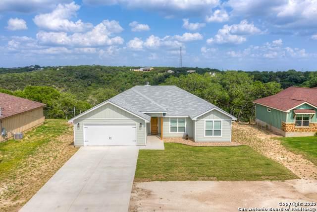 1311 Allen View Dr, New Braunfels, TX 78132 (MLS #1459884) :: The Gradiz Group
