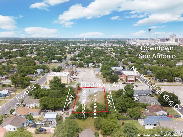 614 Piedmont Ave, San Antonio, TX 78203 (MLS #1459935) :: The Losoya Group