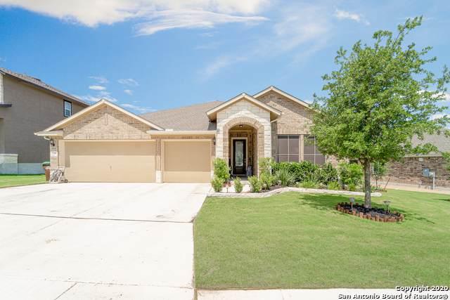 614 Chambers Ranch, San Antonio, TX 78245 (MLS #1459952) :: The Heyl Group at Keller Williams
