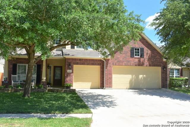 822 Stadler Cove, Cibolo, TX 78108 (MLS #1460092) :: The Heyl Group at Keller Williams