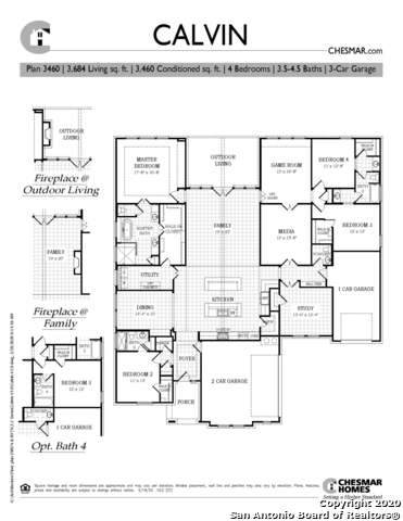 4200 Pintail Way, Marion, TX 78124 (MLS #1460117) :: The Gradiz Group