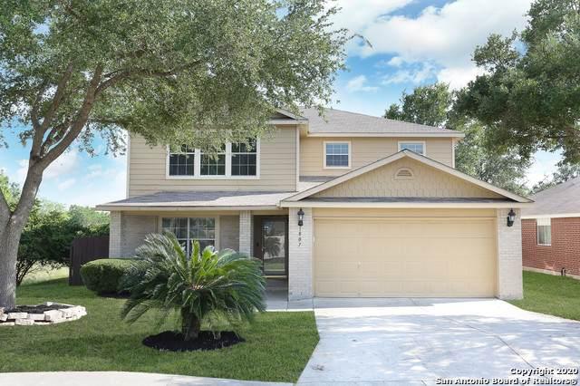 1807 Creek Knoll, San Antonio, TX 78253 (MLS #1460119) :: The Mullen Group | RE/MAX Access