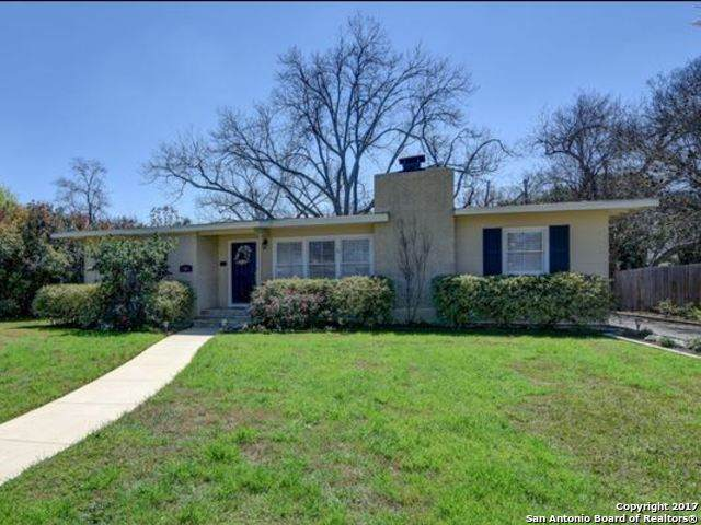 114 Larkwood Dr, San Antonio, TX 78209 (MLS #1460140) :: HergGroup San Antonio Team