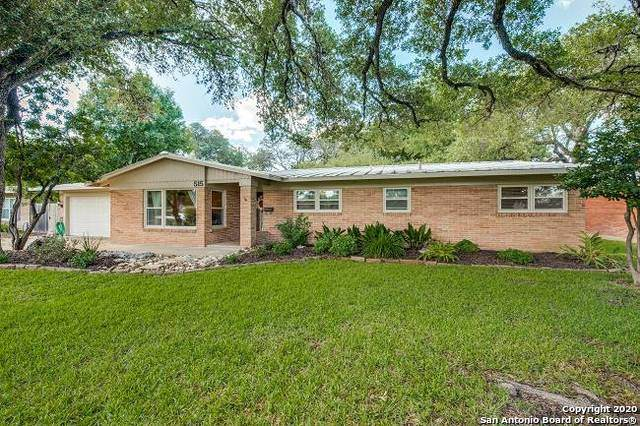 515 Rockhill Dr, San Antonio, TX 78209 (MLS #1460146) :: The Glover Homes & Land Group