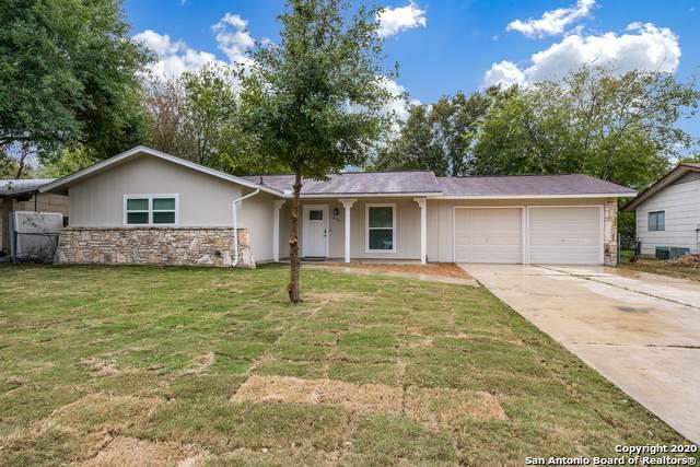 7438 Fieldgate Dr, San Antonio, TX 78227 (MLS #1460156) :: The Losoya Group