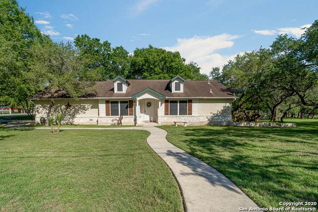 1210 Ridgeway Dr, Bulverde, TX 78163 (MLS #1460174) :: The Glover Homes & Land Group