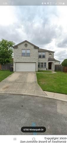6703 Winterpath Dr, San Antonio, TX 78233 (MLS #1460235) :: The Heyl Group at Keller Williams