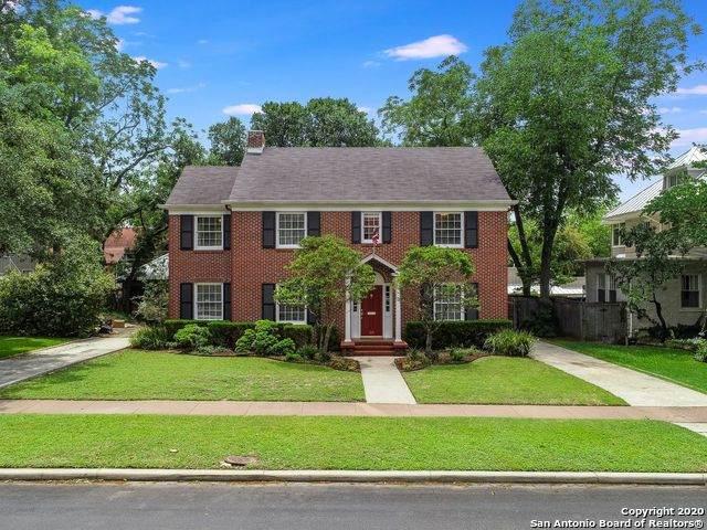 116 W Summit Ave, San Antonio, TX 78212 (MLS #1460239) :: Exquisite Properties, LLC