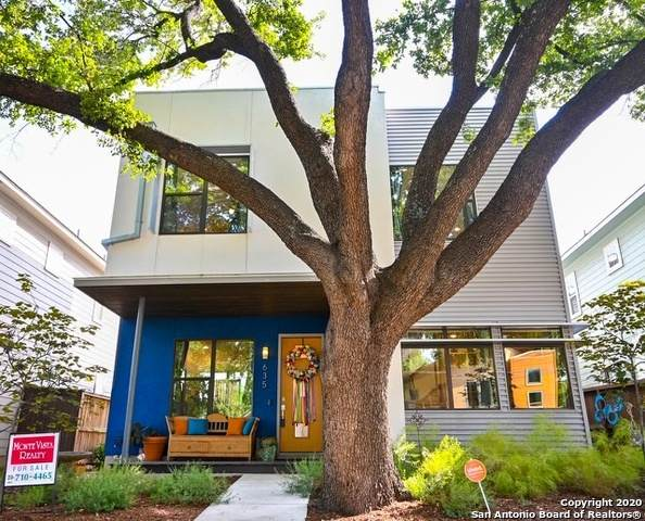 635 Leigh St, San Antonio, TX 78210 (MLS #1460242) :: The Glover Homes & Land Group