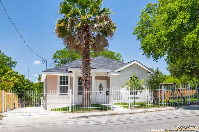 329 N San Felipe Ave, San Antonio, TX 78237 (MLS #1460254) :: The Losoya Group
