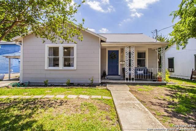 706 Lovera Blvd., San Antonio, TX 78212 (MLS #1460275) :: The Losoya Group