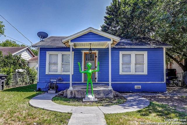 242 Ike St, San Antonio, TX 78211 (MLS #1460277) :: The Real Estate Jesus Team