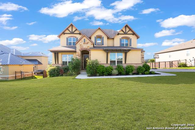 12707 Bluff Spurs Trail, Helotes, TX 78023 (MLS #1460285) :: Santos and Sandberg
