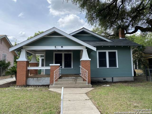 638 Avant Ave, San Antonio, TX 78210 (MLS #1460376) :: The Gradiz Group