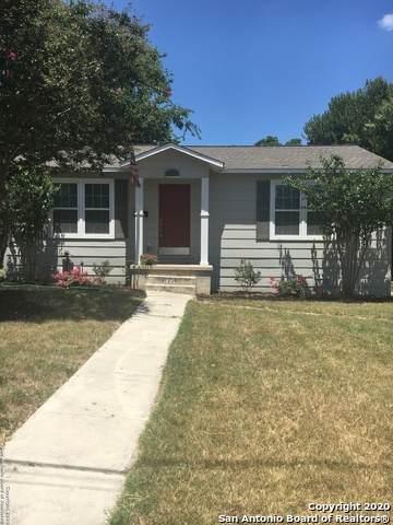 1435 W Summit Ave, San Antonio, TX 78201 (MLS #1460382) :: The Losoya Group