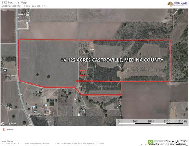 281 Cr 475, Castroville, TX 78009 (MLS #1460388) :: The Glover Homes & Land Group