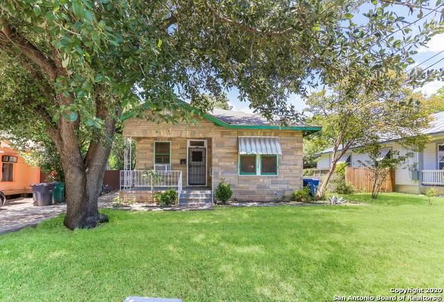 159 Rockwood Ct, San Antonio, TX 78210 (MLS #1460419) :: Tom White Group