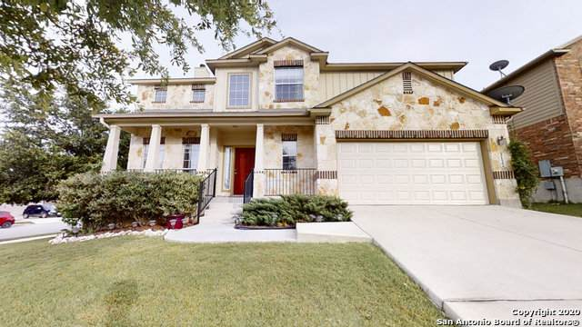 3132 Mason Crk, Schertz, TX 78108 (MLS #1460433) :: The Losoya Group