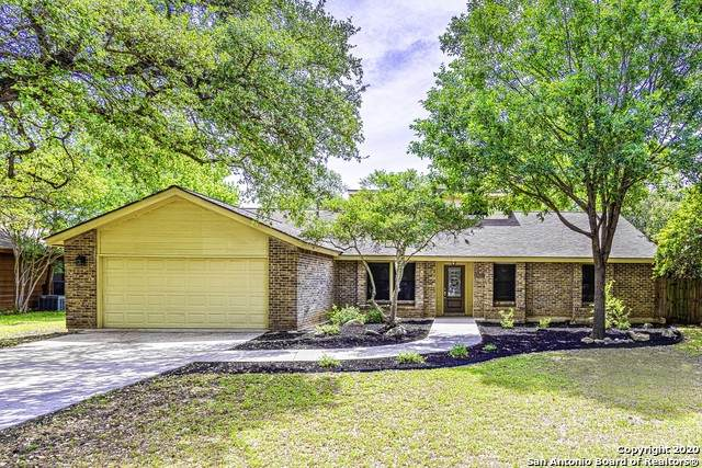 15422 Winter Mist Dr, San Antonio, TX 78247 (MLS #1460490) :: BHGRE HomeCity San Antonio
