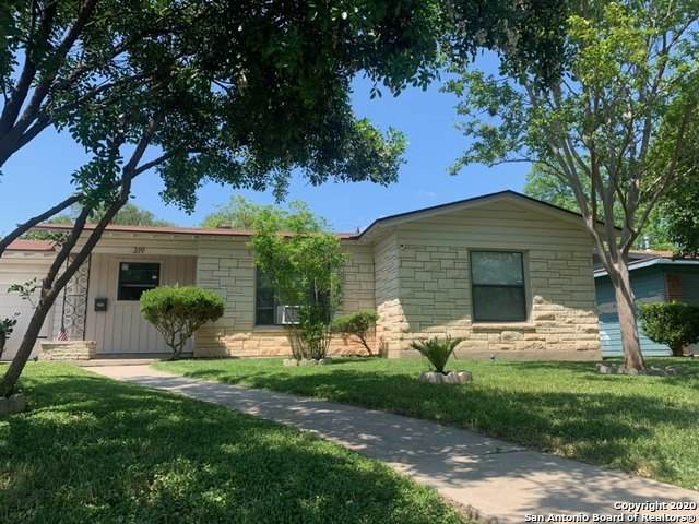 319 Mink, San Antonio, TX 78213 (MLS #1460516) :: The Losoya Group