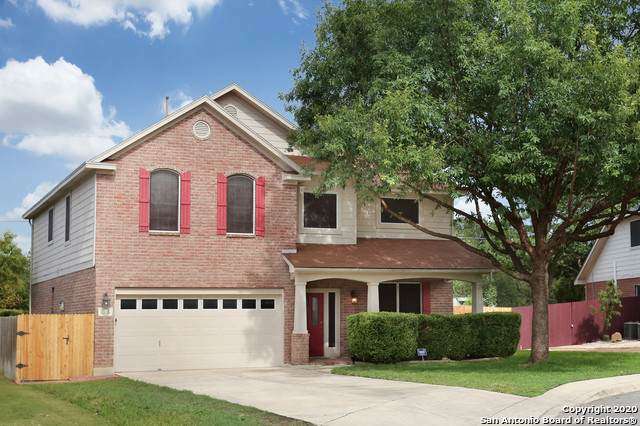 11106 Woodridge Path, San Antonio, TX 78240 (MLS #1460524) :: The Heyl Group at Keller Williams