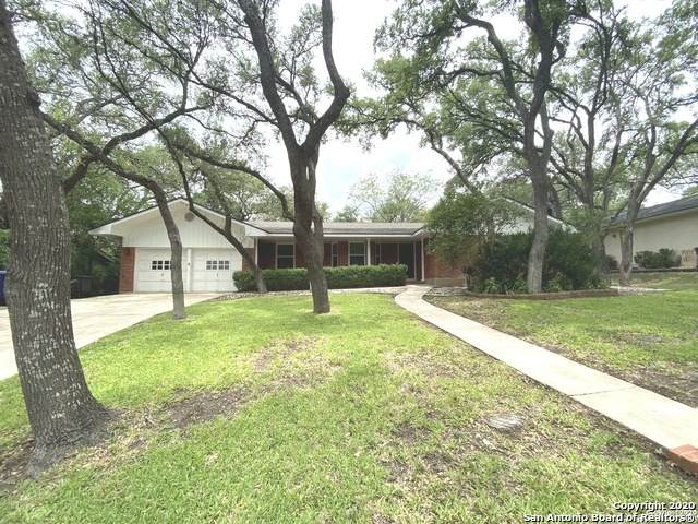 10631 Janet Lee Dr, San Antonio, TX 78230 (MLS #1460544) :: Alexis Weigand Real Estate Group