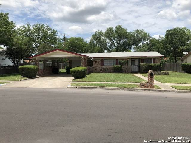 7223 Meadow Breeze Dr, San Antonio, TX 78227 (MLS #1460552) :: Berkshire Hathaway HomeServices Don Johnson, REALTORS®