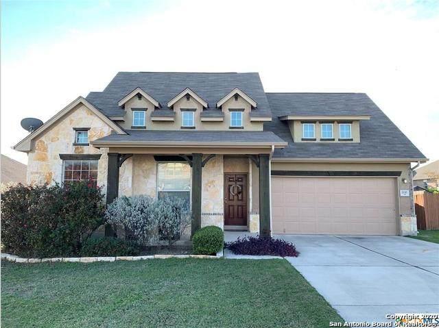 2110 Dove Crossing Dr, New Braunfels, TX 78130 (MLS #1460573) :: Maverick