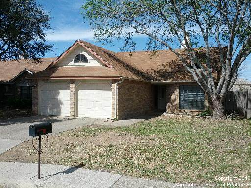 6325 Eastwind St, San Antonio, TX 78249 (MLS #1460576) :: The Castillo Group