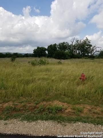 LOT 24 Brown Saddle, Bandera, TX 78003 (MLS #1460612) :: The Castillo Group