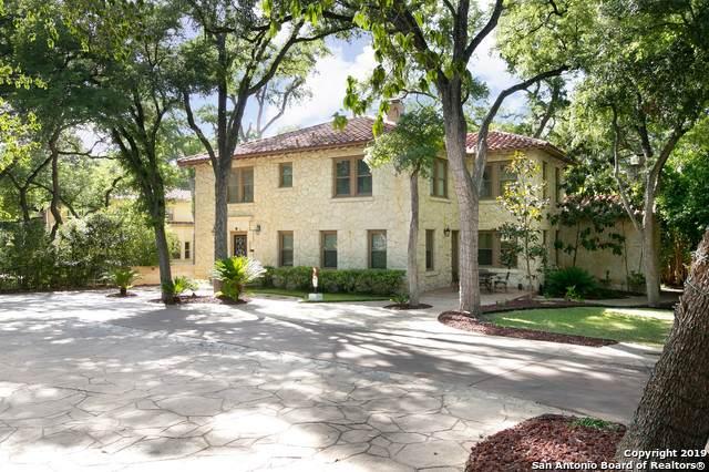 433 E Hildebrand Ave, San Antonio, TX 78212 (MLS #1460616) :: Exquisite Properties, LLC