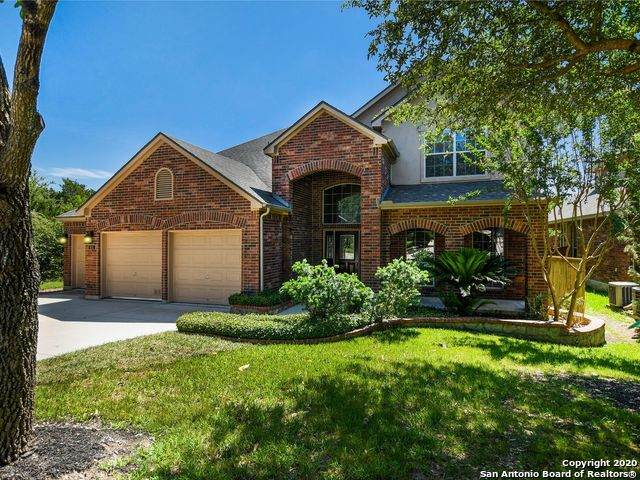 602 Penstemon Trail, San Antonio, TX 78256 (MLS #1460637) :: Tom White Group