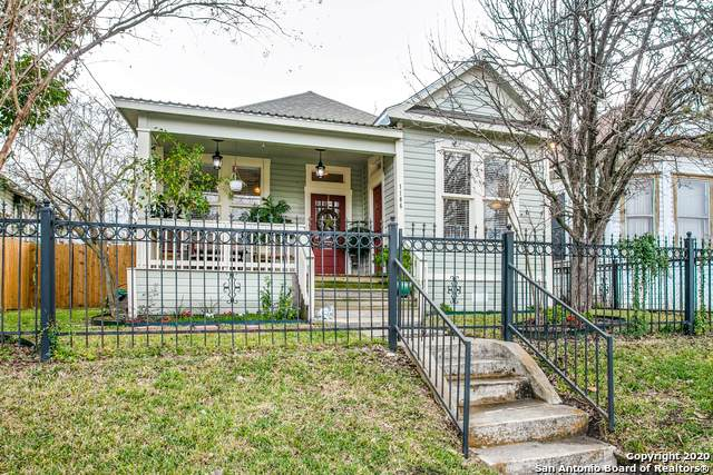 1106 Dawson St, San Antonio, TX 78202 (MLS #1460650) :: Exquisite Properties, LLC