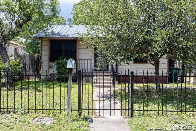231 Bradford Ave, San Antonio, TX 78228 (MLS #1460651) :: Alexis Weigand Real Estate Group