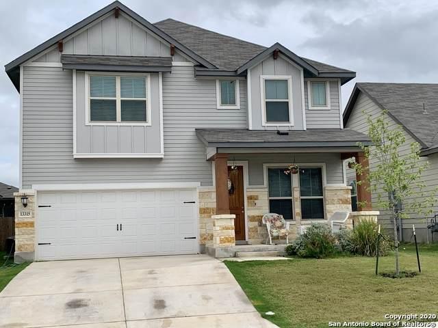 13315 Badlands Bnd, St Hedwig, TX 78152 (MLS #1460747) :: NewHomePrograms.com LLC